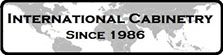 International Cabinetry Logo